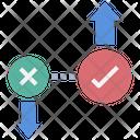 Reduce Mistake Reduce Mistake Icon