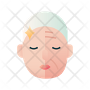 Reduce wrinkles Icon