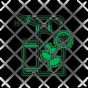 Reduced fertiliser Icon