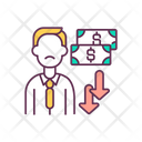 Reduction Business Production Icon