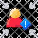 Reducing Human Error Icon