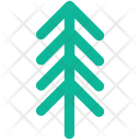 Generic Tree Redwood Icon
