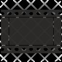 Reel Film Frame Icon