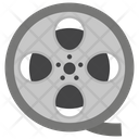 Film Strips Video Editing Filmmaking Icon
