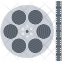 Reel Film Cinema Icon