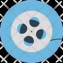 Reel Roll Film Icon