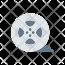 Reel Camera Picture Icon