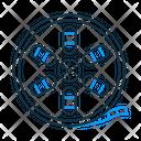 Reel Platforms Device Icon