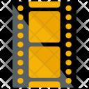 Video Film Reel Icon