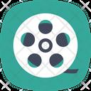 Filmstrip Reel Cinema Icon