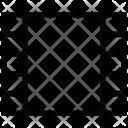 Reel Stip Strip Icon