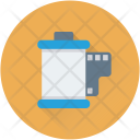 Reel Box Icon