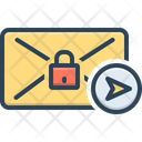 Refer Secure Arrow Refer Icon
