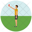 Referee Card Foul Icon