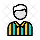 Referee Empire Match Icon