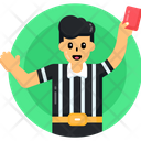 Game Referee Referee Football Referee Icon
