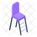 High Chair Referee Chair Tennis Chair Icon