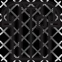 Shirt Referee Referee Shirt Referee Dress Icon