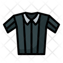 Referee Shirt Referee Shirt Icon