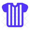Sport Referee Shirt Icon