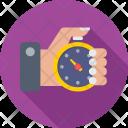 Referee Watch Stopwatch Icon