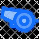 Referee Whistle Icon