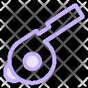 Whistle Referee Sportsalarm Icon