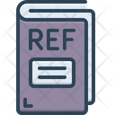 Reference Info Page Icon