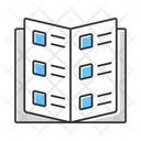 Reference Book Icon