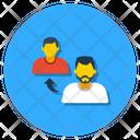 Referral Affiliate Marketing Referral Program Icon