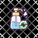 Refillable Soap Dispenser Icon