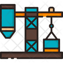 Refinery Factory Industry Icon