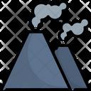Refinery Petroleum Factory Icon