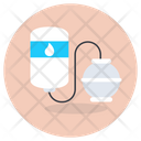 Industry Factory Refinery Plant Icon