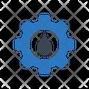 Oil Petrol Refinery Icon