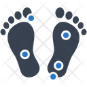 Reflexology Foot Feet Icon