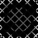 Refresh Synchronization Sync Icon