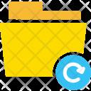 Refresh Folder Computer Icon