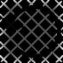 Arrows Undo Pointer Icon