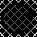 Arrows Rendo Pointer Icon