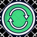 Refresh Redo Repeat Icon
