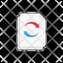 Refresh File Reload Icon