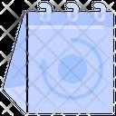 Refresh Enliven Start Icon