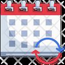 Refresh Refresh Calendar Calendar Icon