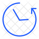 Refresh Time Minute Icon