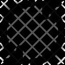 Initializing Refresh Synchronization Icon