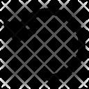 Arrow Refresh Repeat Icon