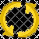 Refresh Arrow Reload Sync Icon