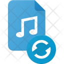 Refresh audio file Icon