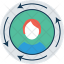 Refresh Avatar Icon